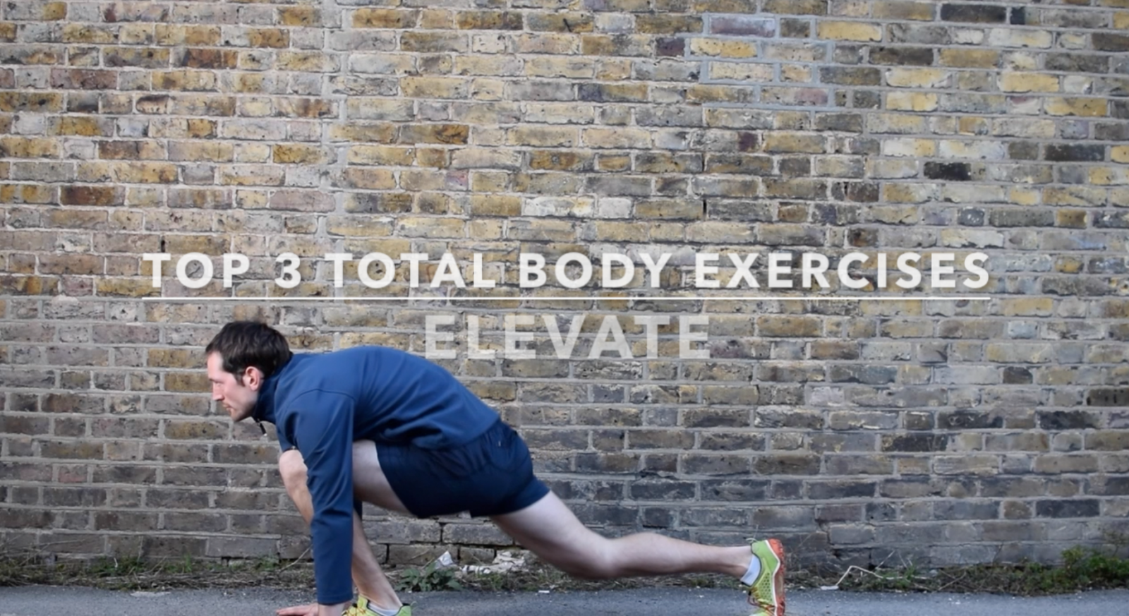 Top 3 Total Body Exercises