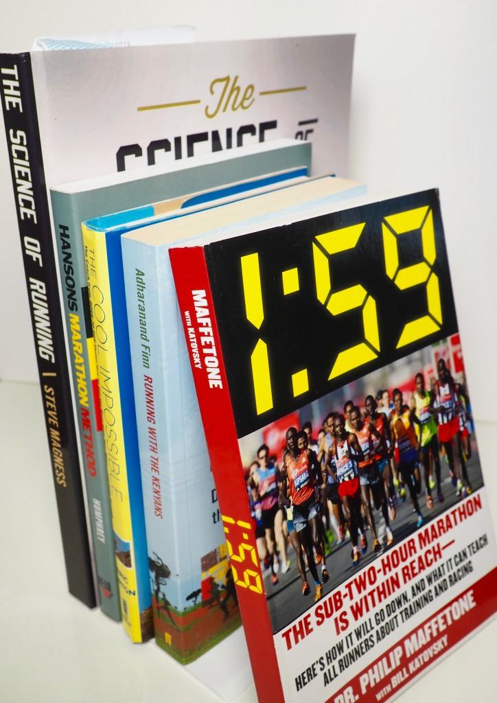 elevate sport Top 5 run books 1