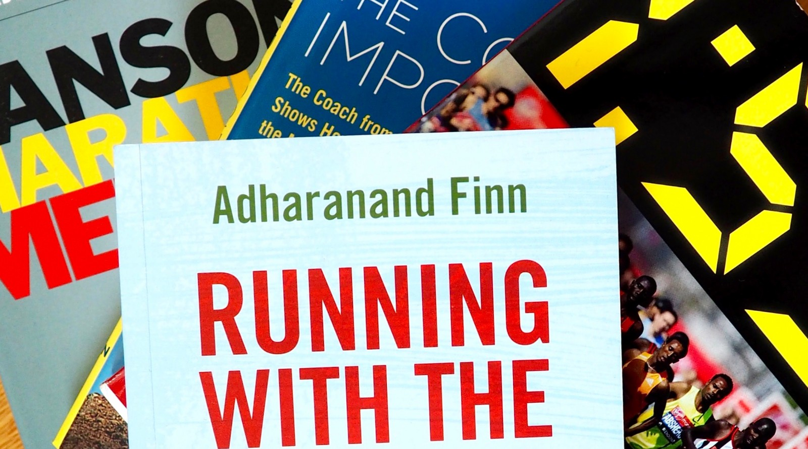 My Top 5 Running Reads
