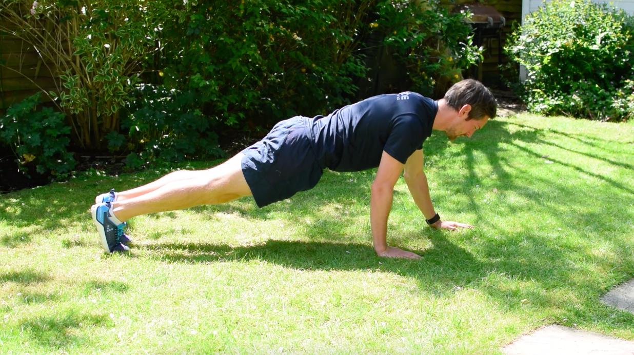 6 Exercise Tweaks Asymmetric Press Up