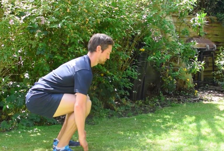 6 Exercise Tweaks Flexed Squat