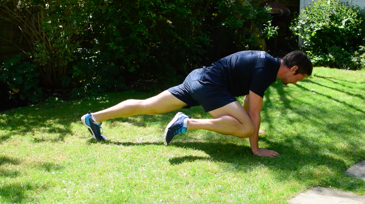 6 Exercise Tweaks Knee to elbow