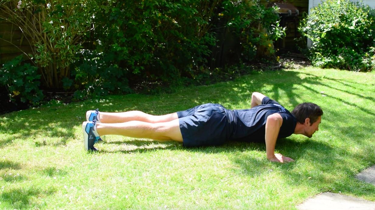 6 Exercise Tweaks Wide Press Up