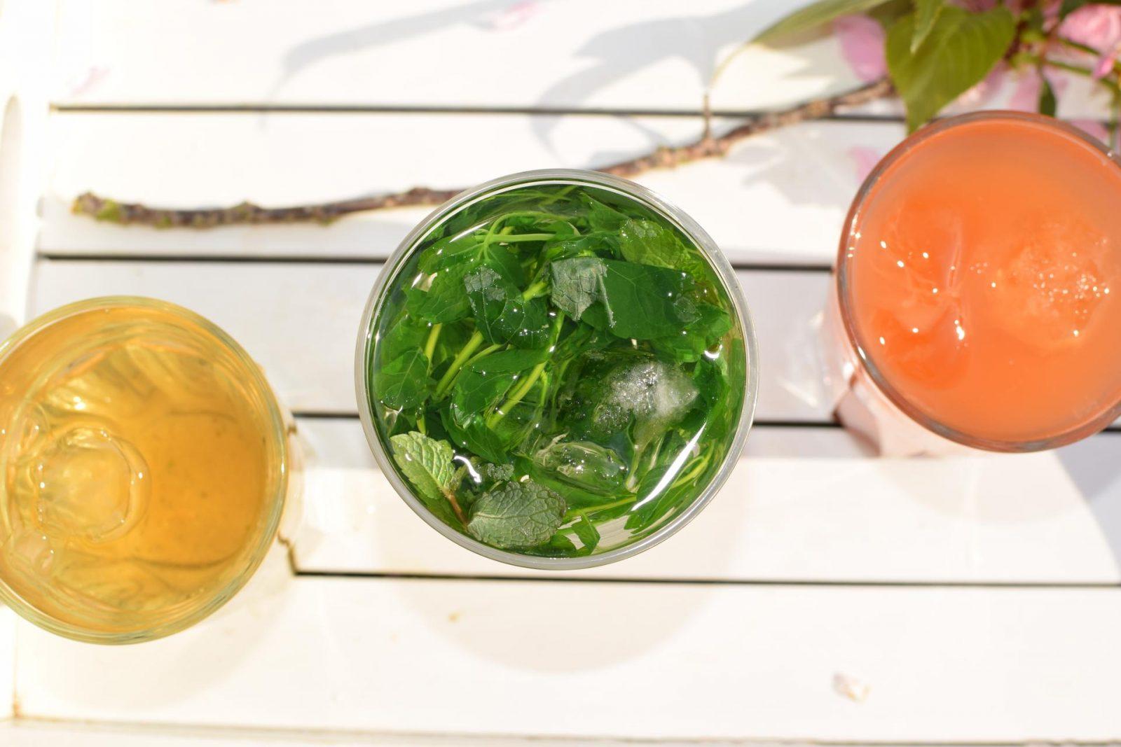 Refreshing Summer Iced Teas
