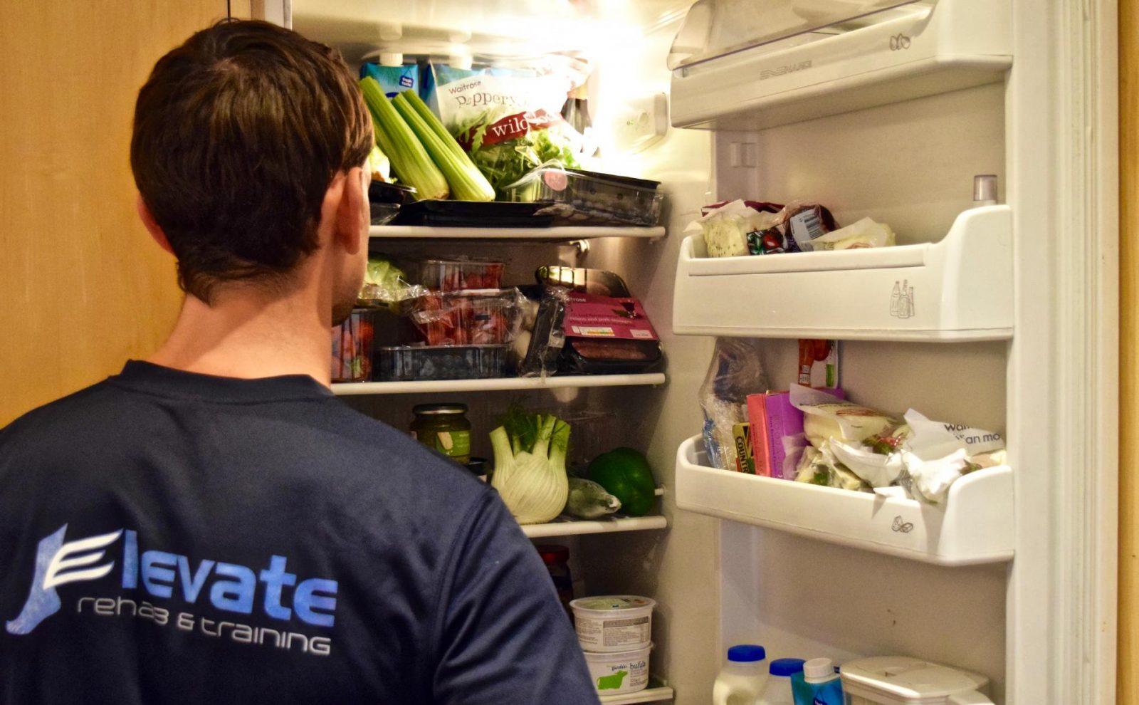elevate fridge full appetite