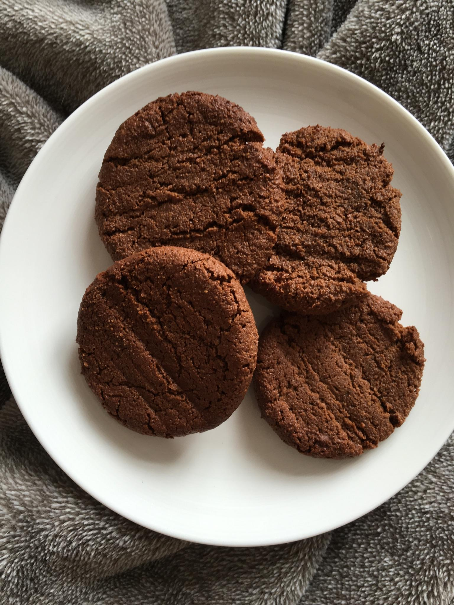 Healthy Coco Cacao Biscuits
