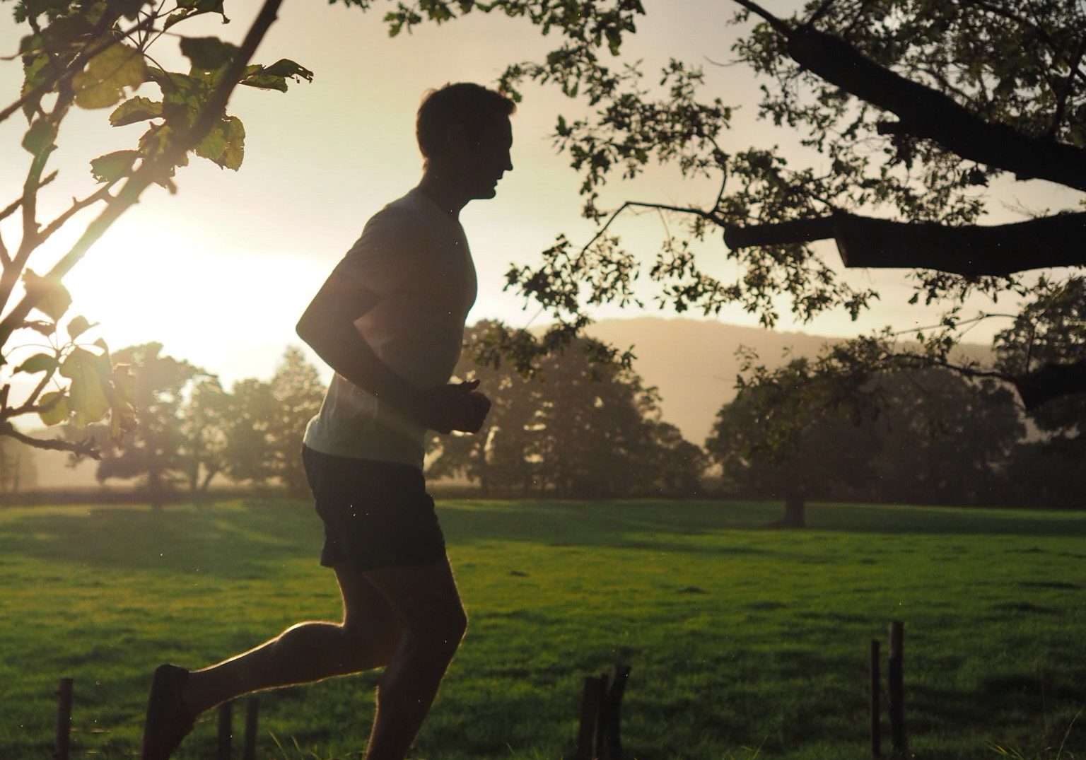 A morning workout kick starts your day - PHOTO CREDIT: L Grimley