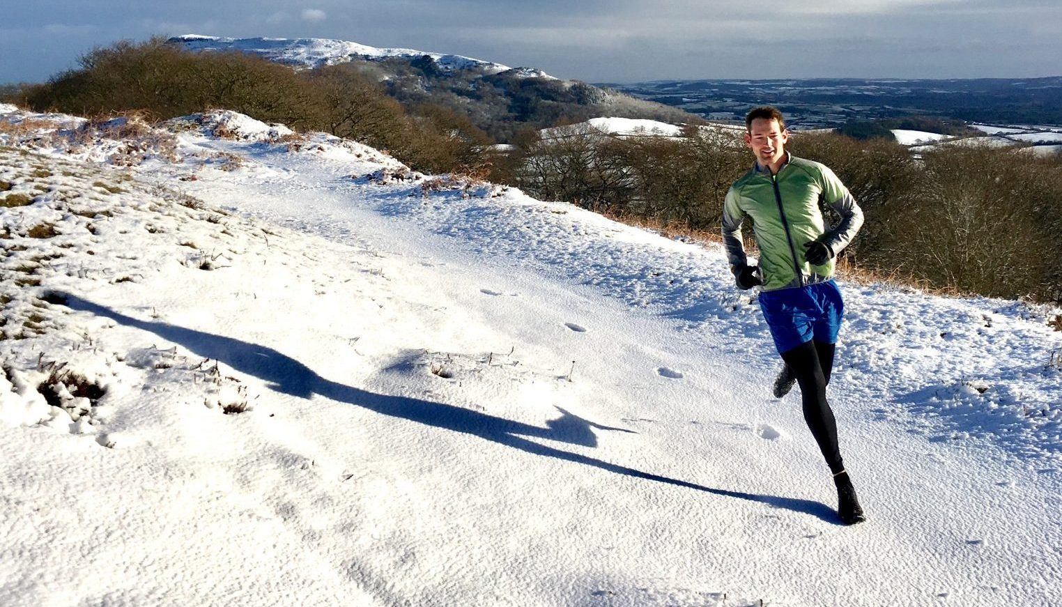 Winter Running Gear | clothing combos to stay warm and dry inside and out!
