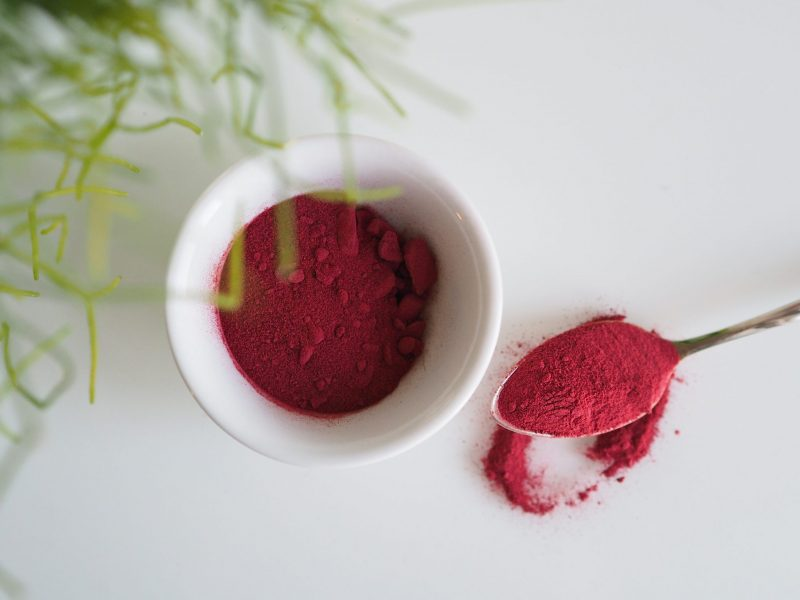 beetroot fat shake